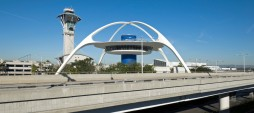 Arrived at LAX