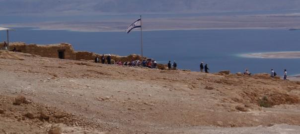 Day 3 – Along the Dead Sea