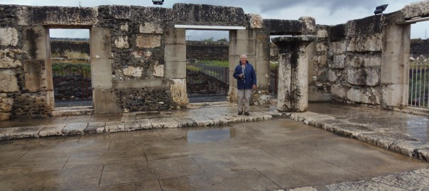 Day 5 – The day it rained in the Galilee