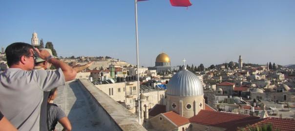 Day 8 – Jerusalem by Day